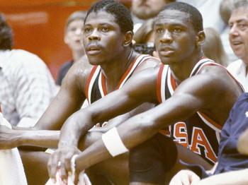 Ewing1984olympic