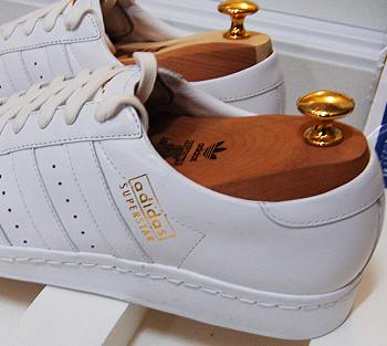 Adidas Superstar Top Secret