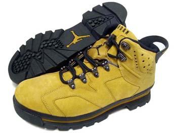 エアジョーダン6 ブーツ